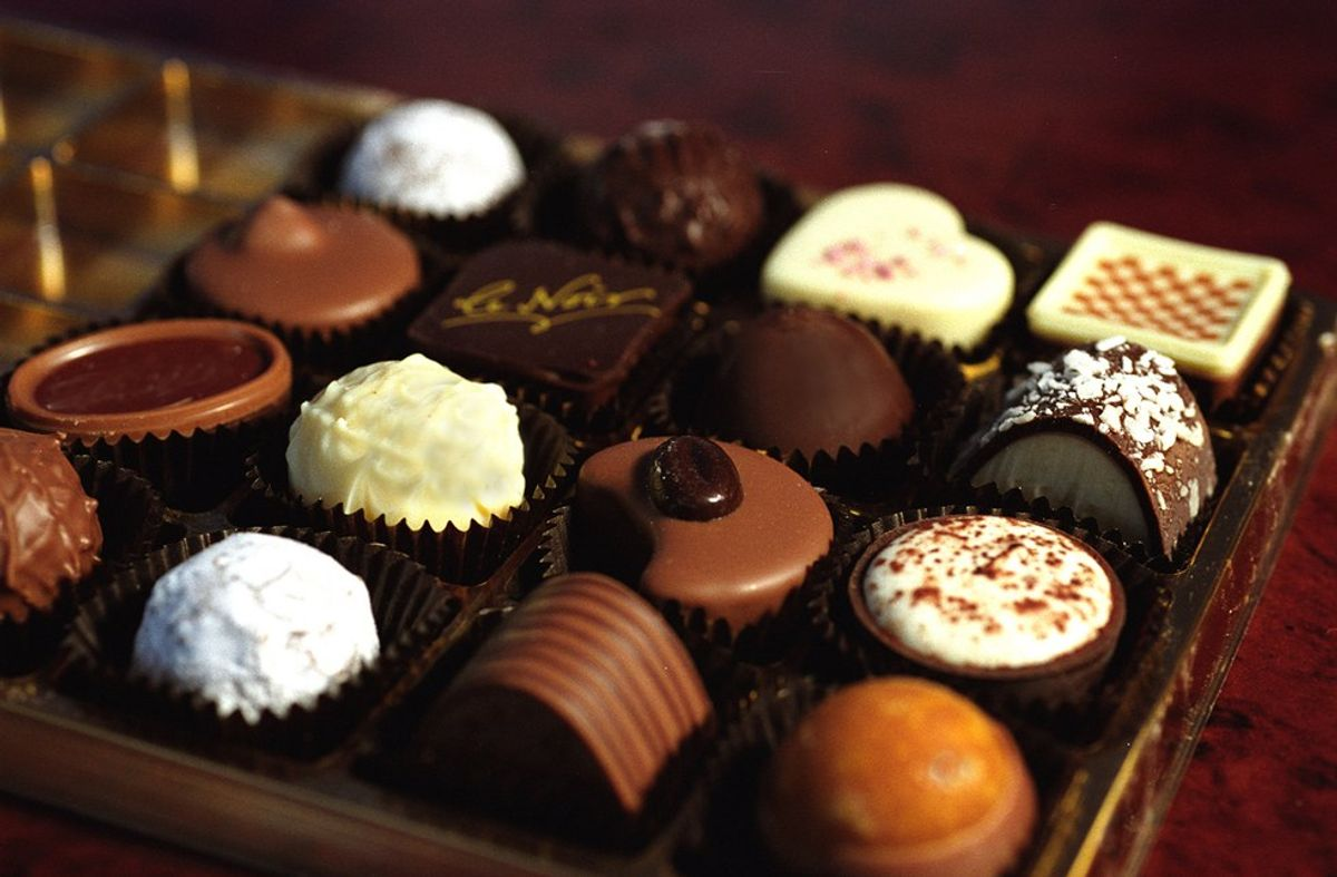 Why Life Is Like A Box Of Chocolates