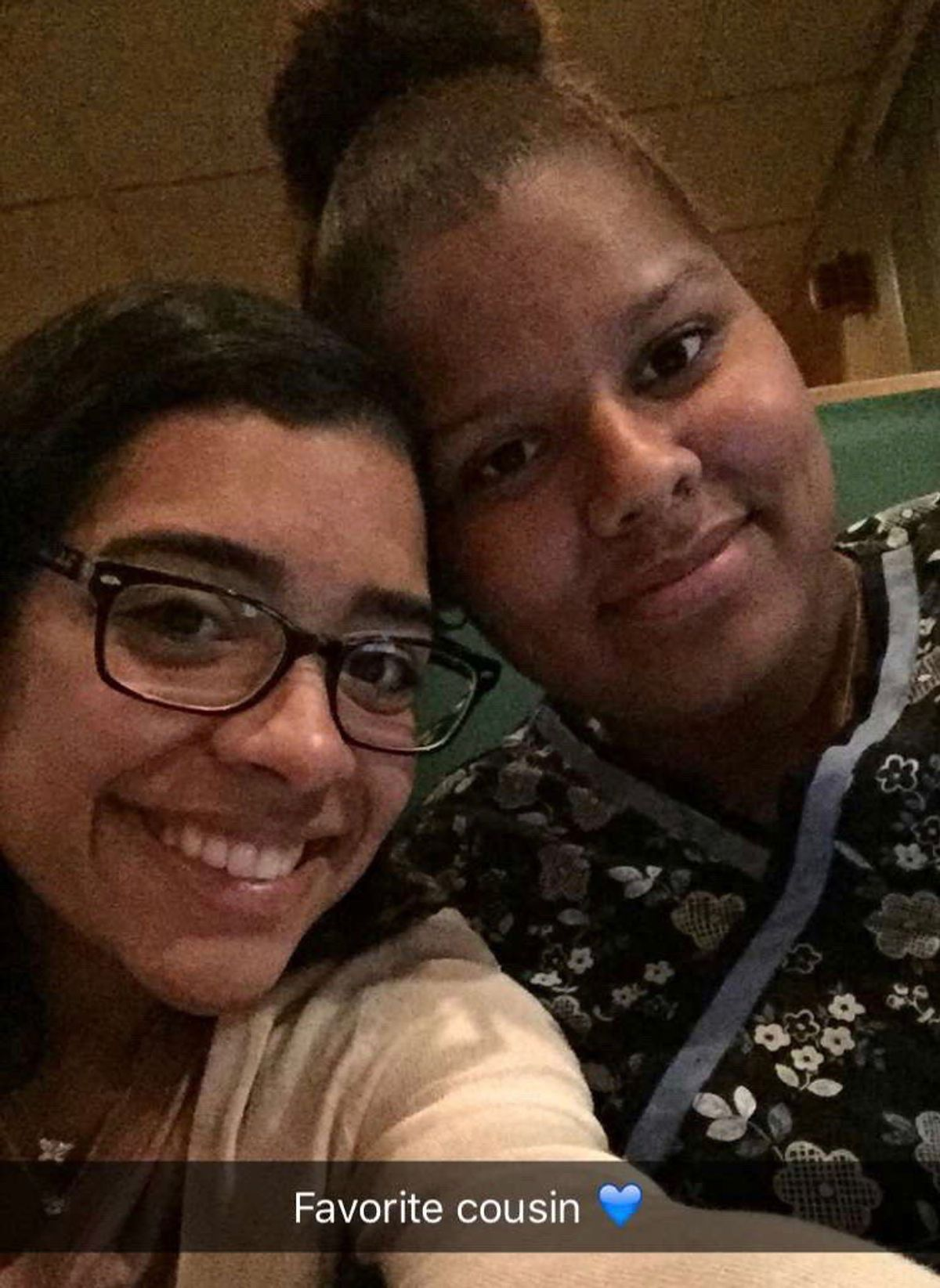 A Letter To My Older Cousin Who I Consider My Sister