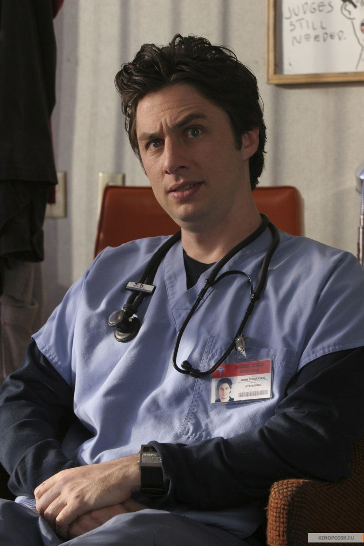 19 Reasons Why Dr. John Dorian from Scrubs Should Be Your Inspiration