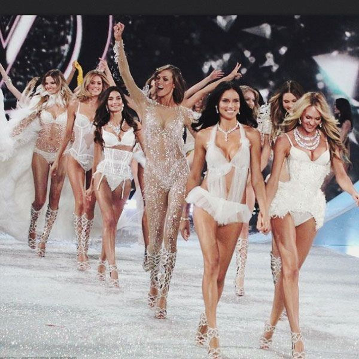 5 Reasons Not To Body Shame After The Victoria Secret (VS) Fashion Show