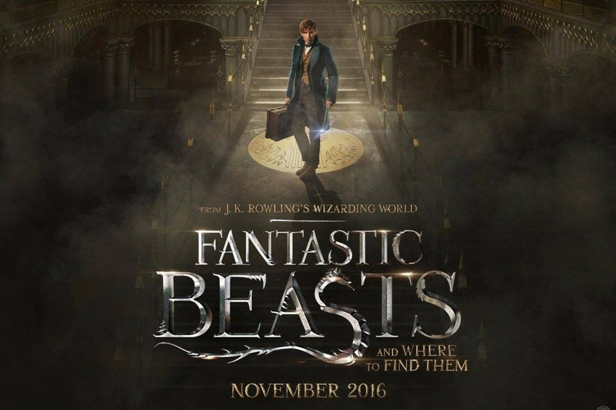 The Whitewashing Problem In 'Fantastic Beasts And Where To Find Them'
