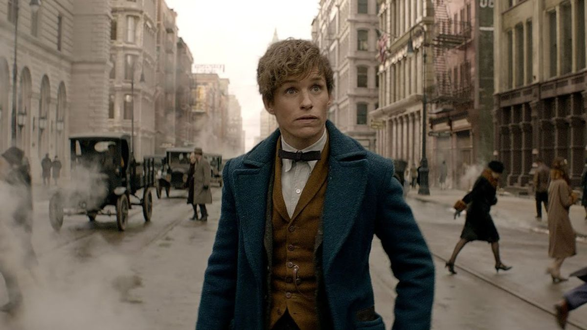 Thoughts On 'Fantastic Beasts'