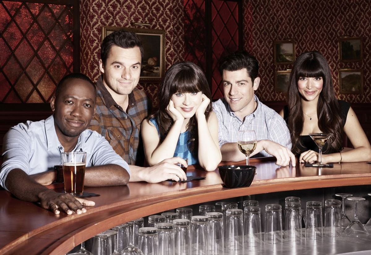 Finals Week Feels As Told By New Girl