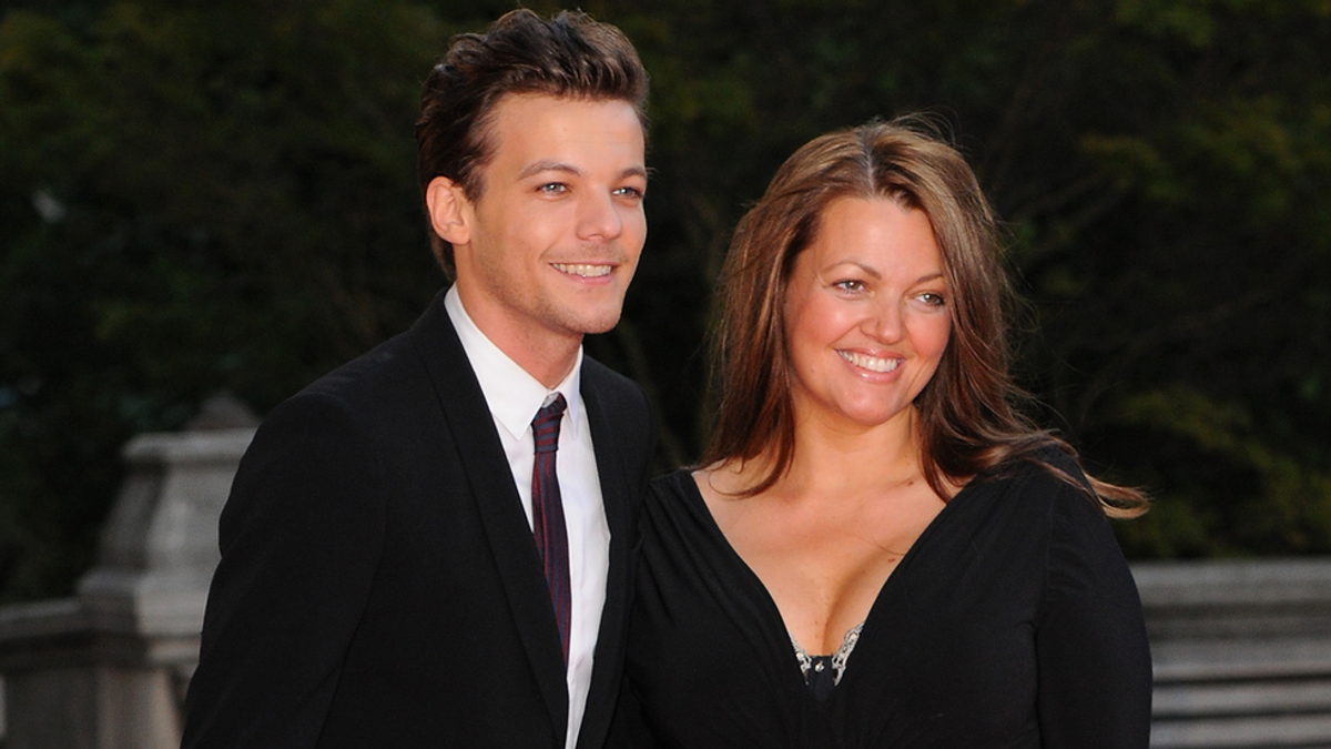 Celebrities Show Their Support For Louis Tomlinson's Late Mother Johannah Deakin