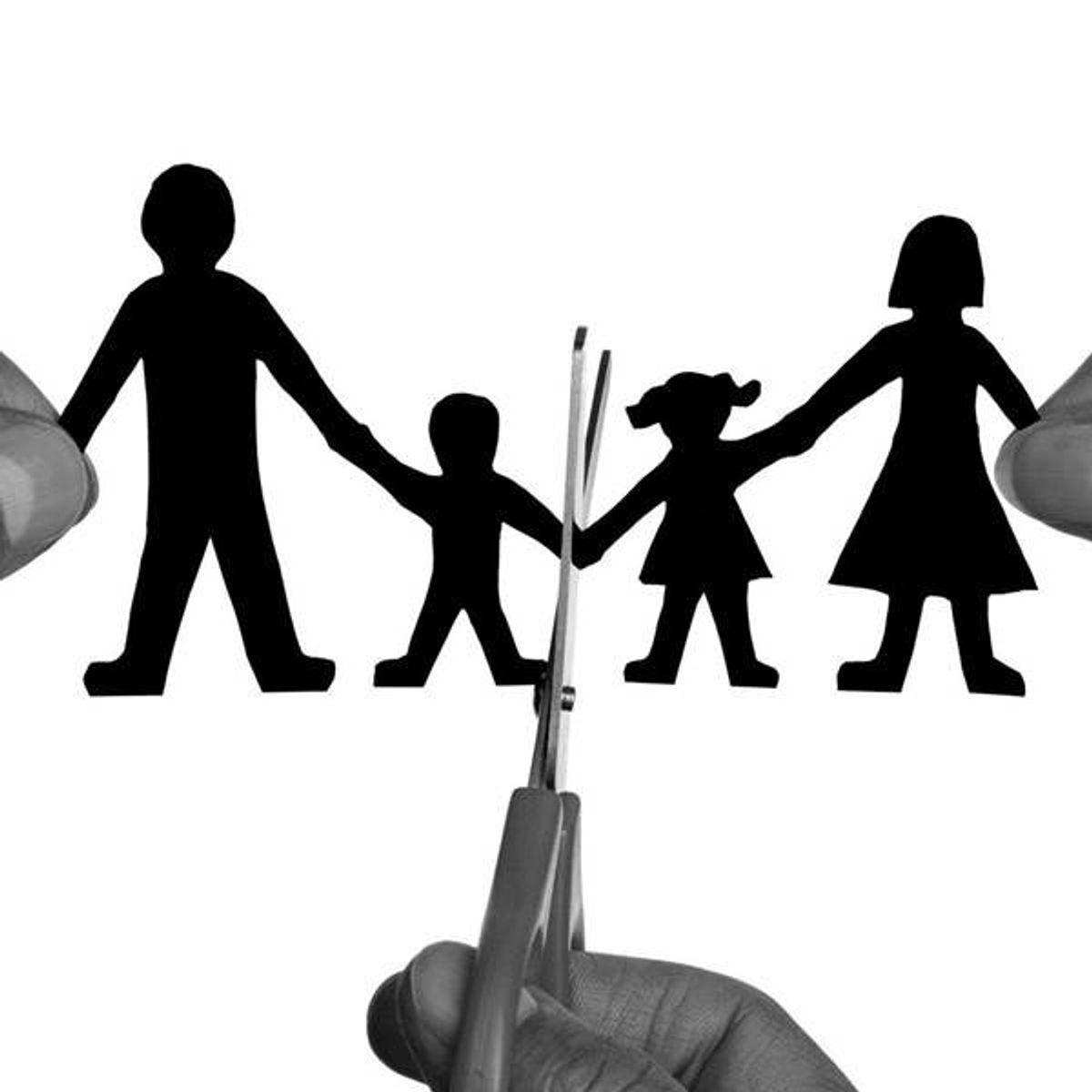How My Parents Divorce Affected Me