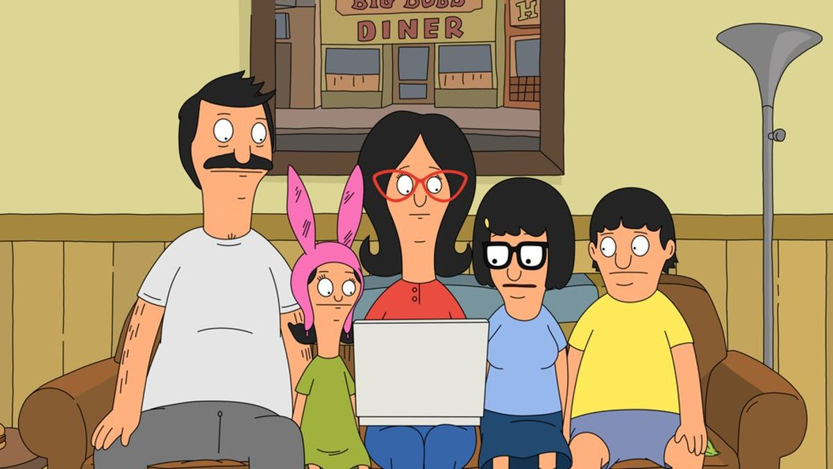 Finals Week As Told By Bob's Burgers