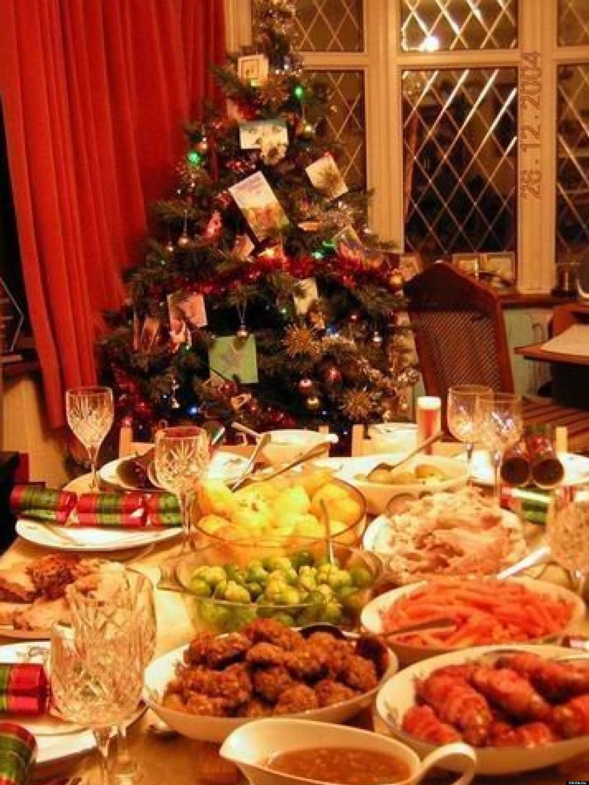 How to Survive Christmas Dinner