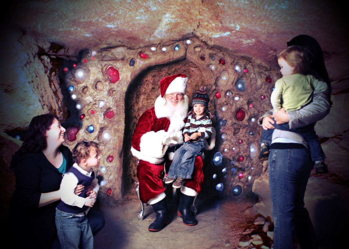 8 Timeless Holiday Attractions In Chattanooga, Tennessee