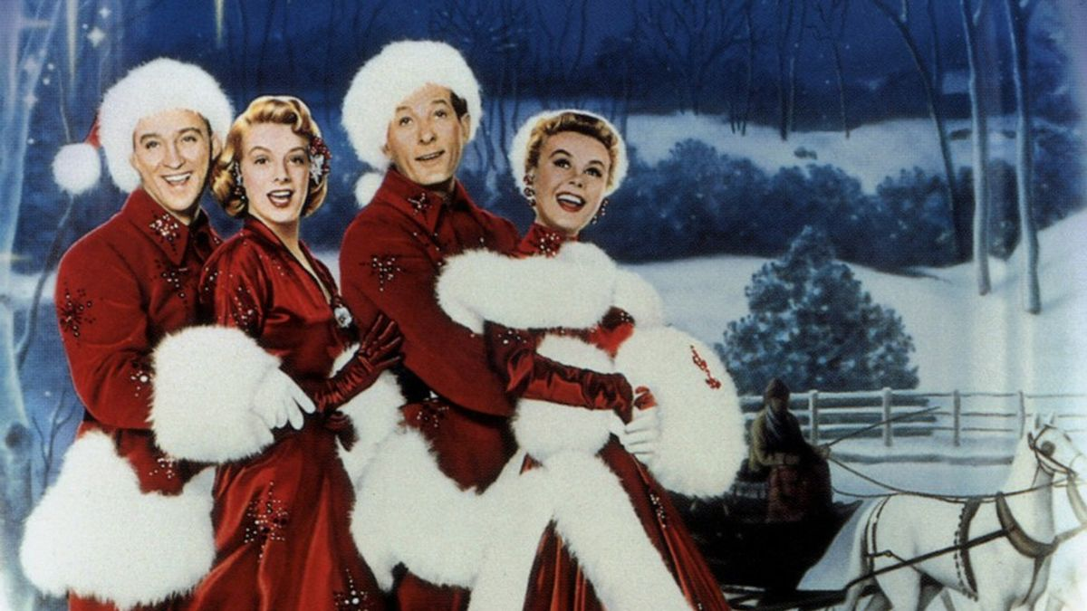 "Why ""White Christmas"" Is The Best Christmas Movie Ever"