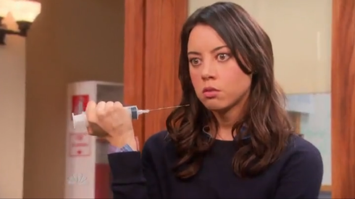 Finals As Told By April Ludgate