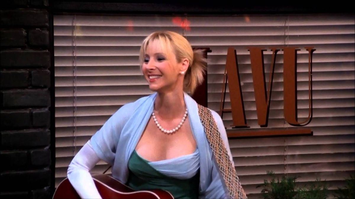 Why Phoebe Buffay Was The Best Part Of 'Friends'
