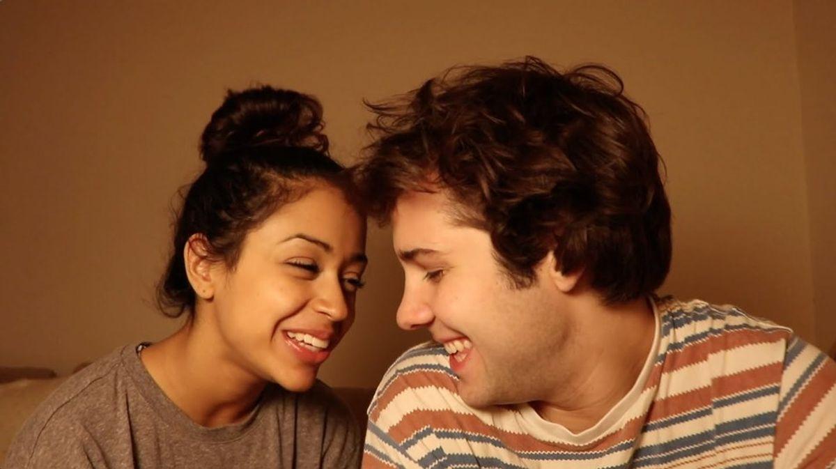 10 Times Liza Koshy And David Dobrik Were Ultimate Relationship Goals