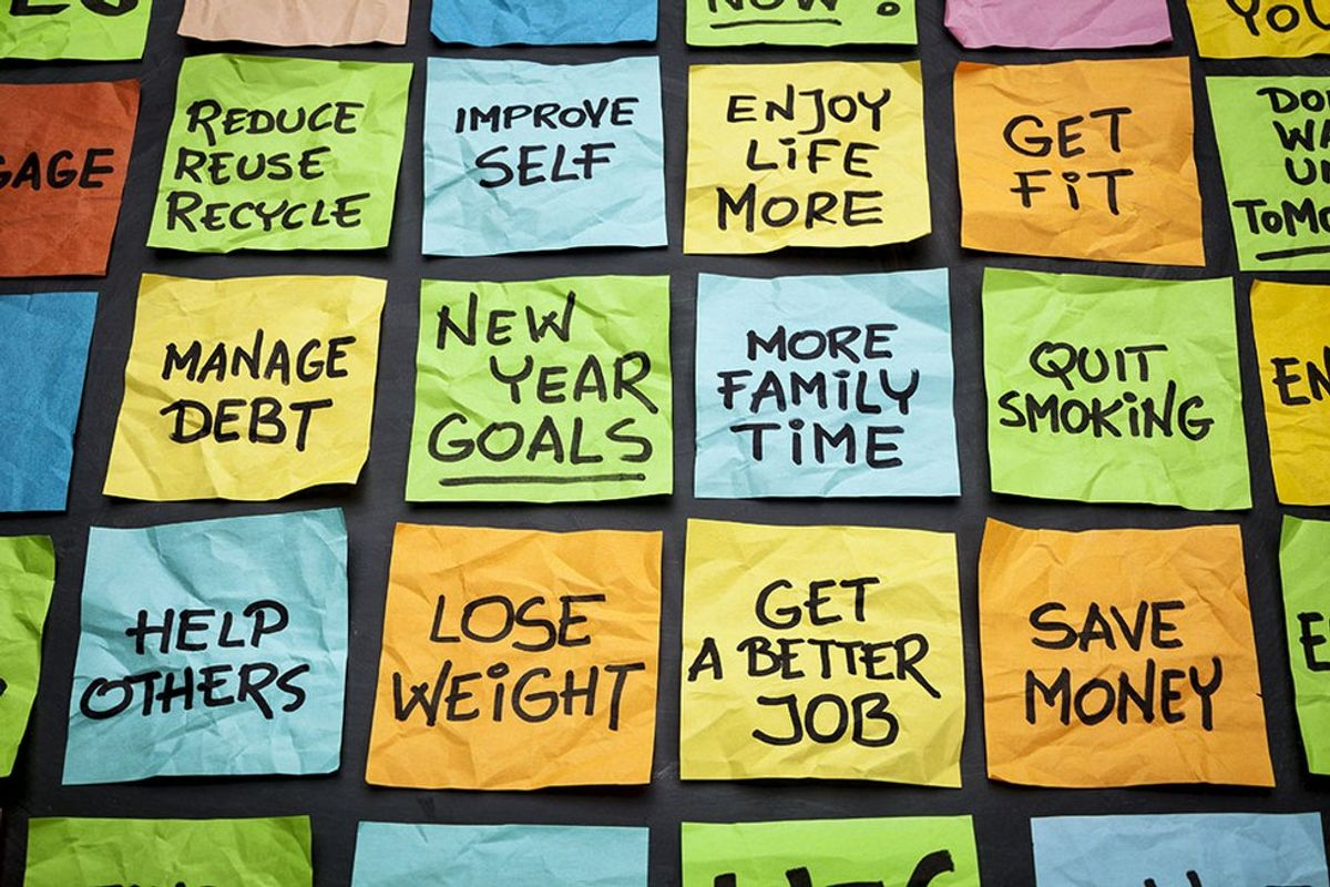 Why I'm Not Making a New Year's Resolution