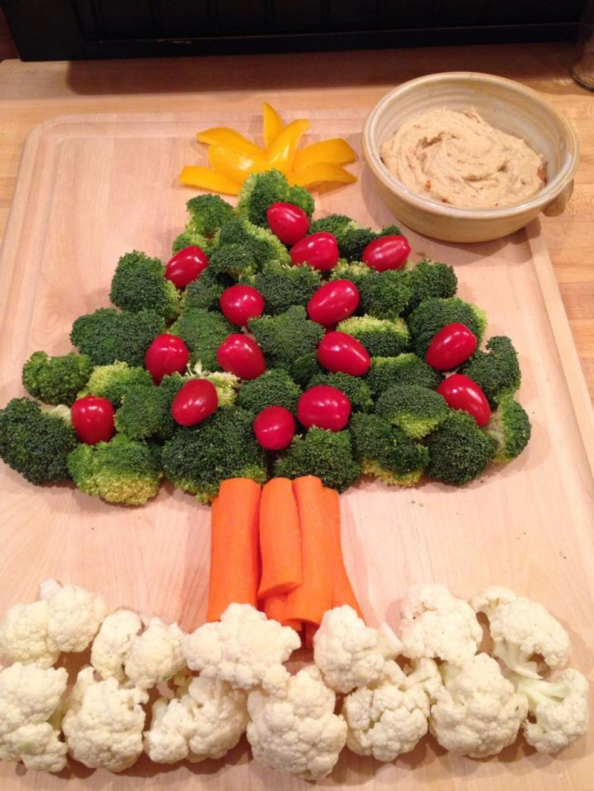 6 Creative Ways To Make Your Christmas Finger Foods Festive