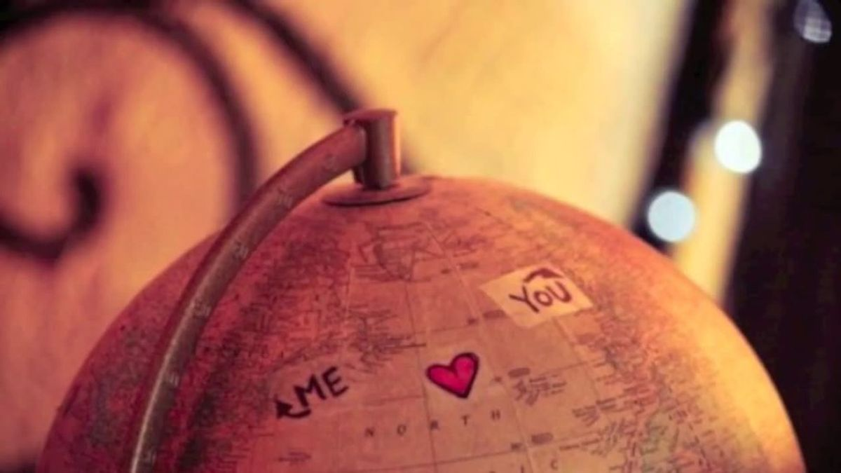 9 Adorable Crafts For Long-Distance Relationships