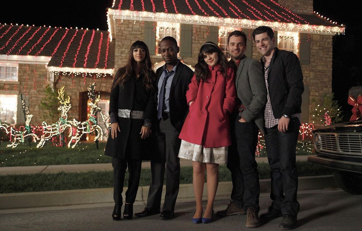 Holiday Shopping As Told By New Girl