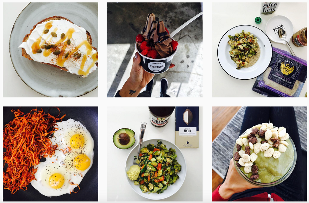 5 Healthy Foodstagrams That You Should Be Following