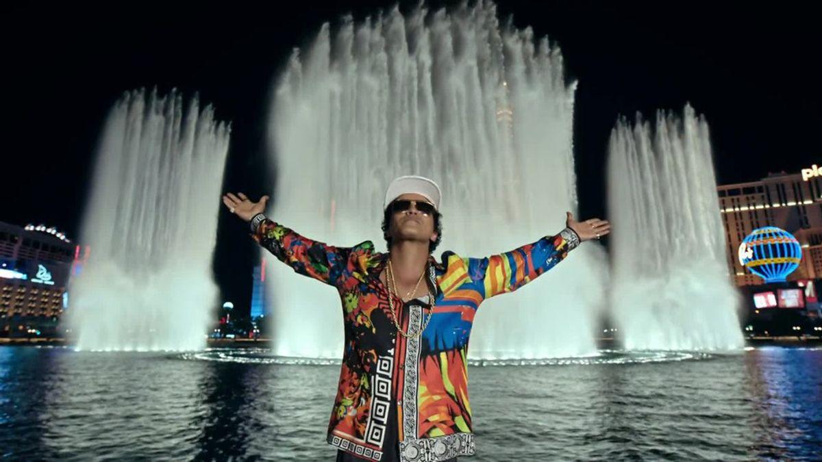 A Review of Bruno Mars' 24K Magic Album
