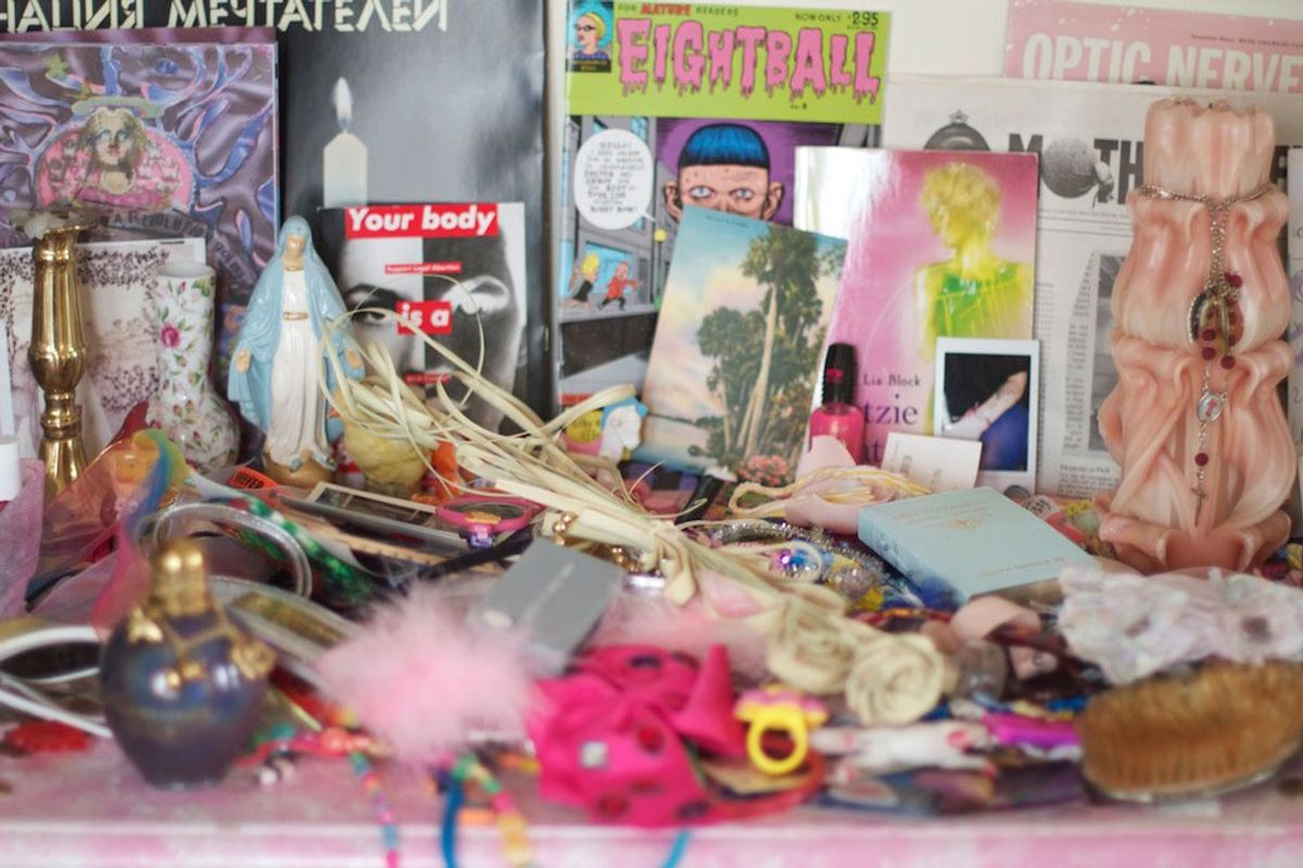 Creativity Can Be Messy: The Power of Organized Chaos