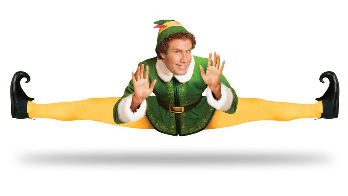 10 Buddy the Elf Gifs to Make You Laugh