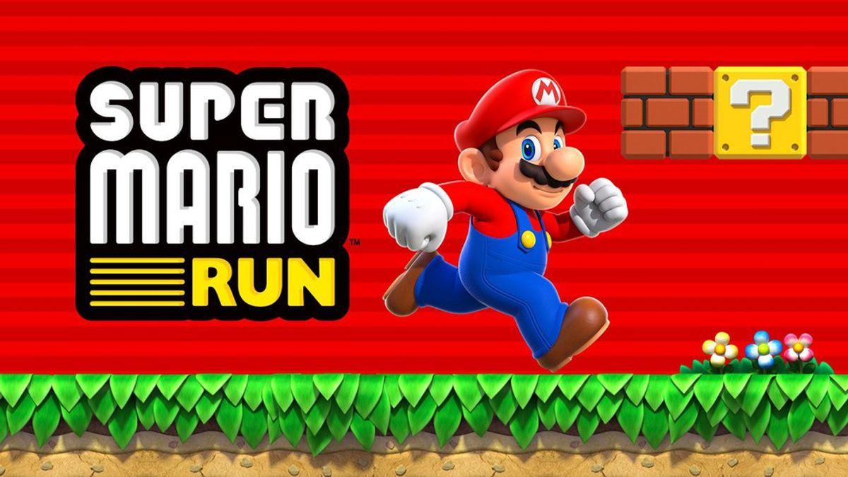 """""""Super Mario Run"""" Requires Your Money"""