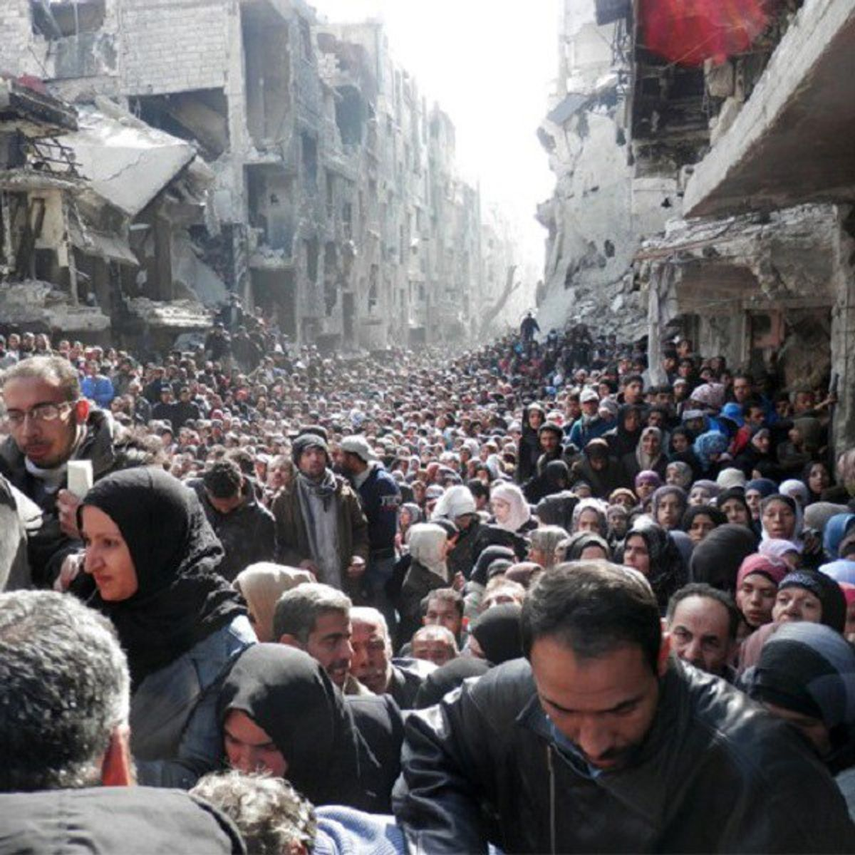 Understanding The Syrian Crisis