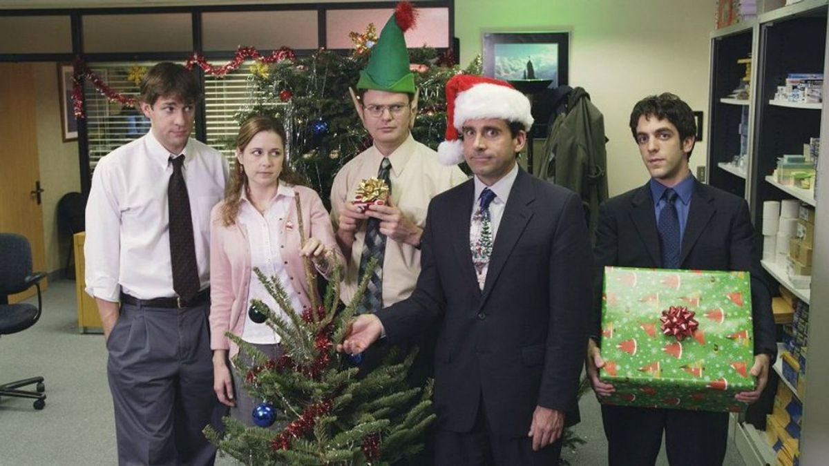 16 Times 'The Office' Perfectly Captured Christmas Time