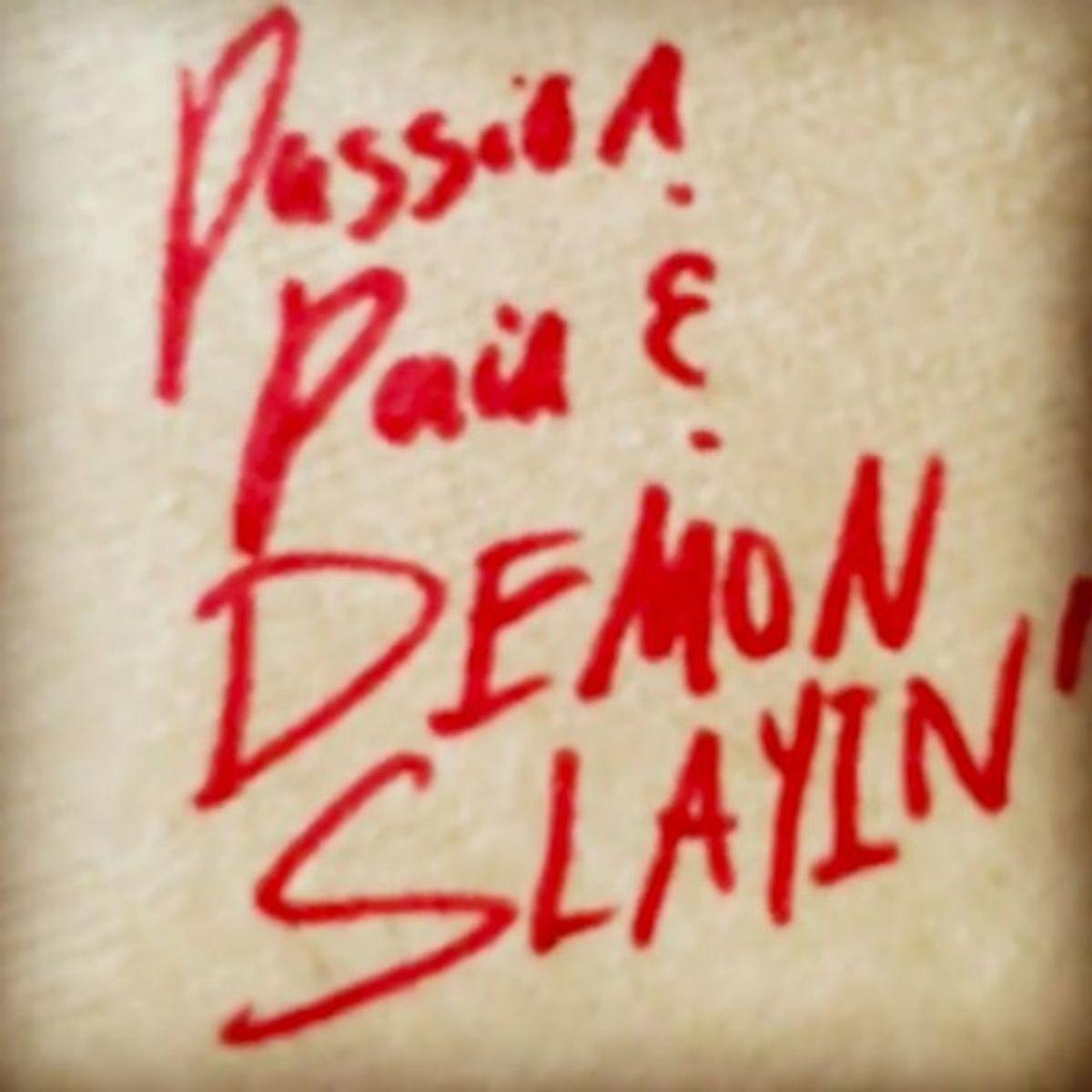 "The Twists and Turns of Kid Cudi's ""Passion, Pain, & Demon Slayin'"""