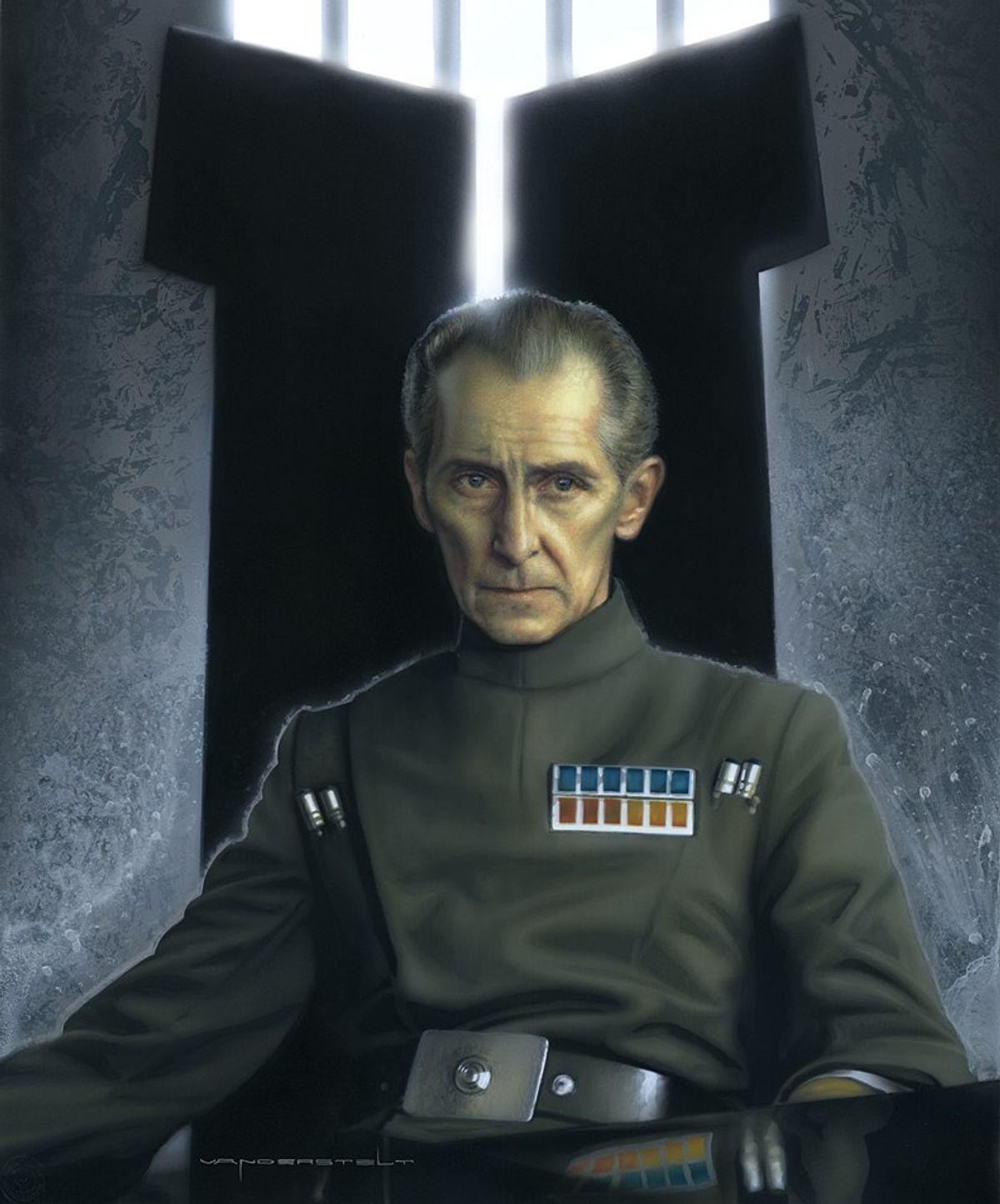 The New Star Wars Sees the Return of Tarkin