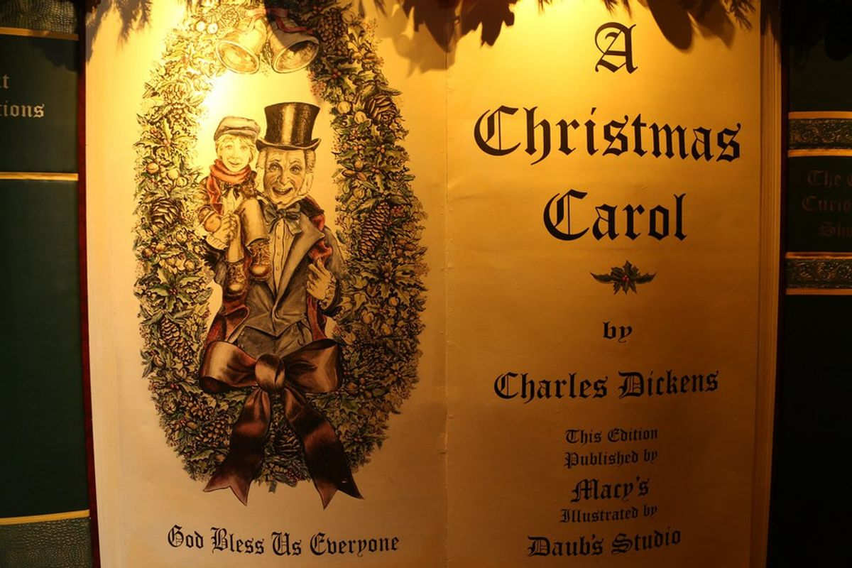 How A Christmas Carol Relates To College Students' Lives