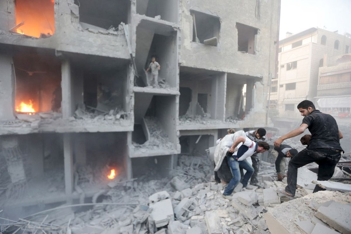 What Is Going On In Syria, And Why Aren't We Doing Anything About It?