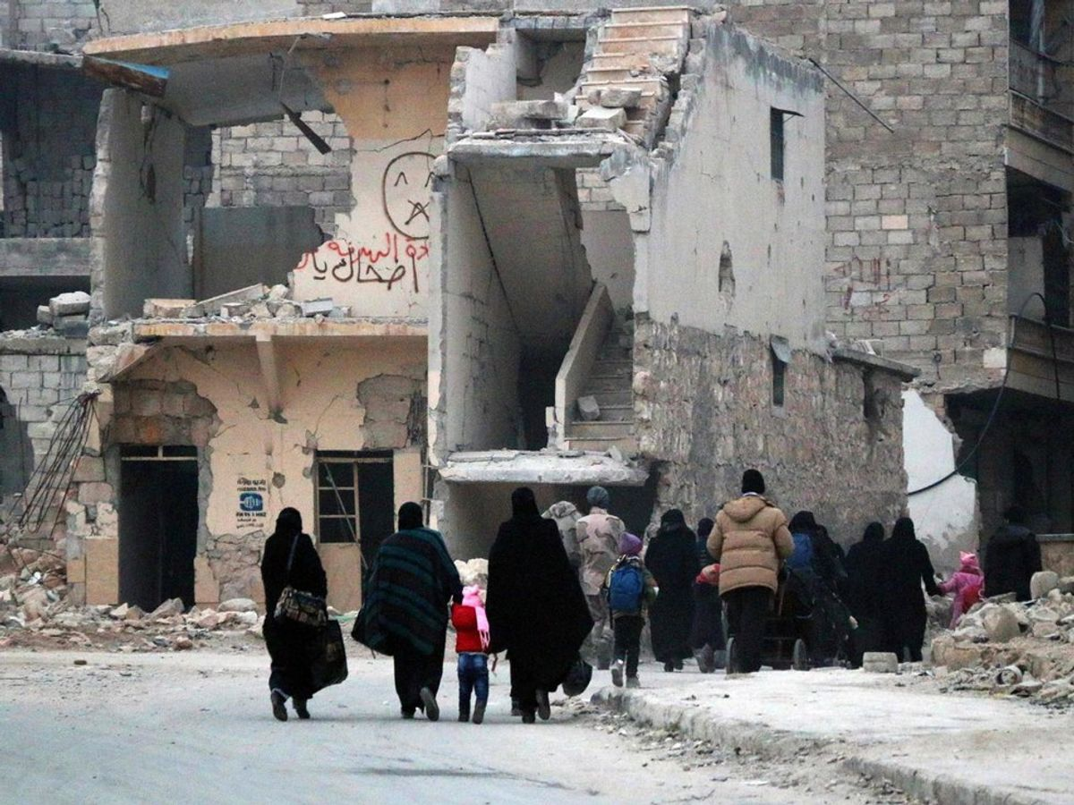 Why The City Of Aleppo Is In Urgent Need Of Prayer
