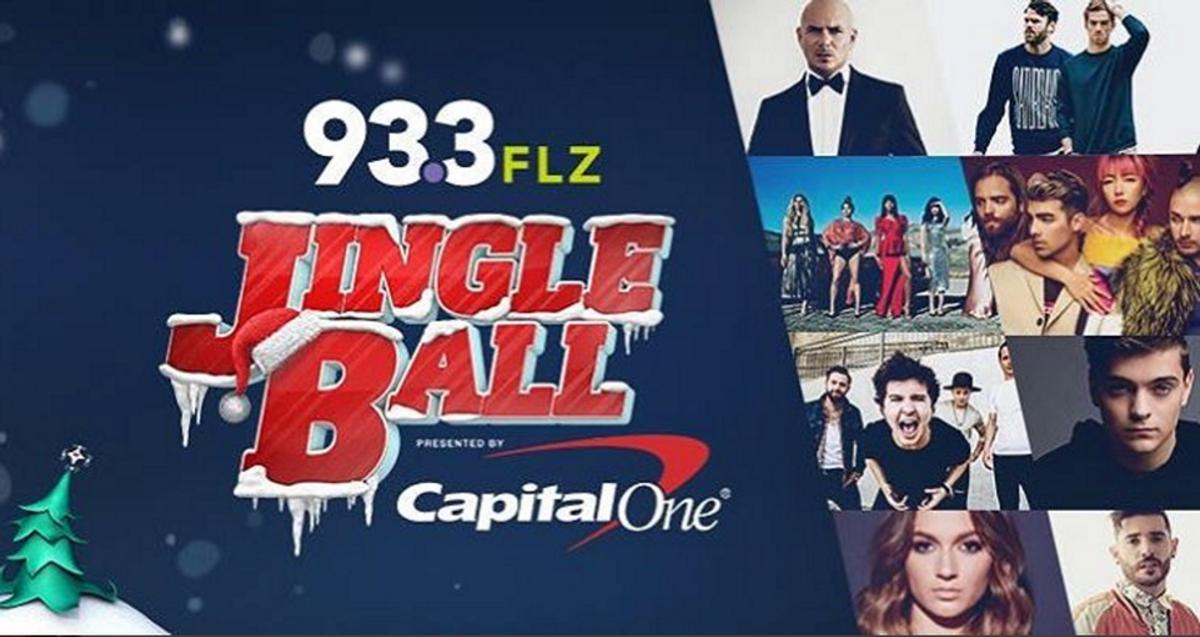 A Review Of 93.3 FLZ's Jingle Ball