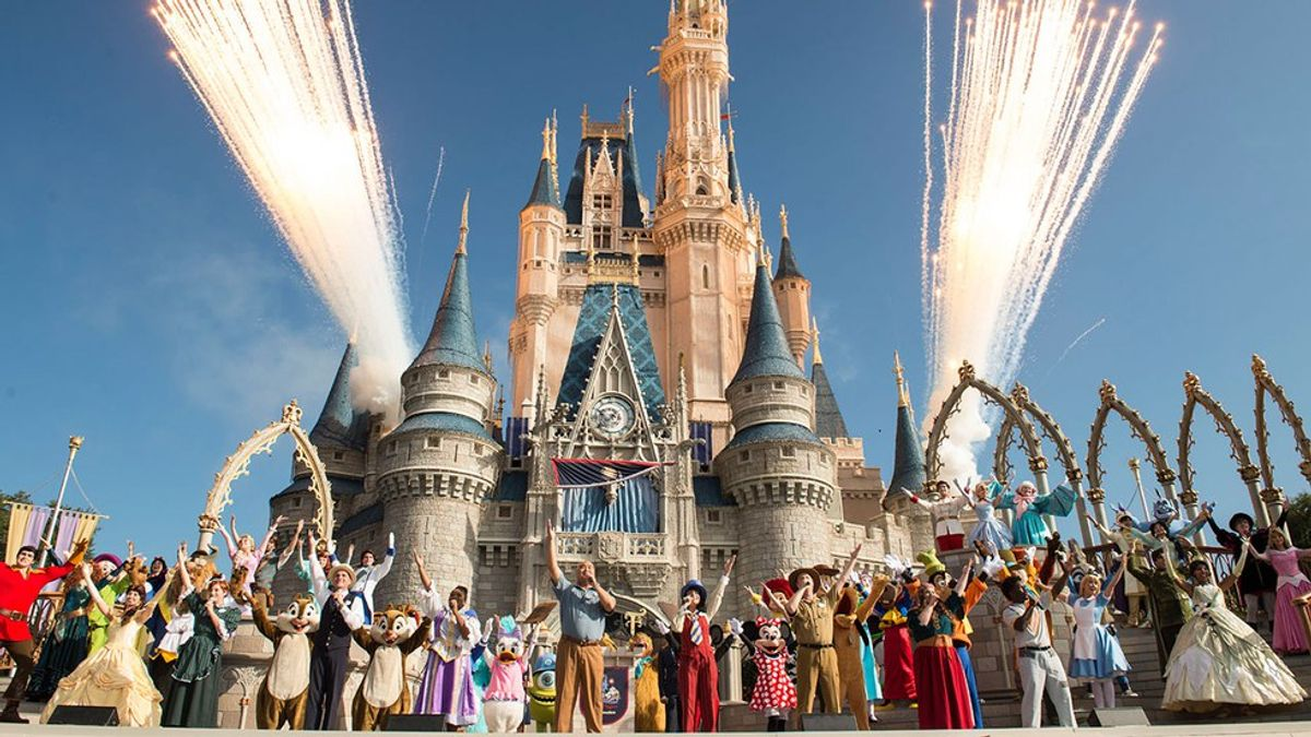 My Problems With The Disney College Program