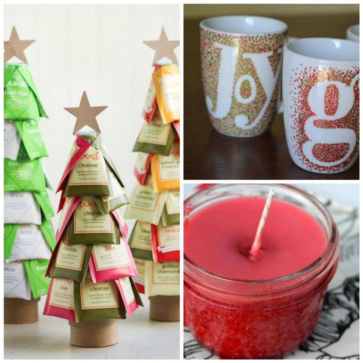 11 Last Minute DIY Holiday Gift Ideas