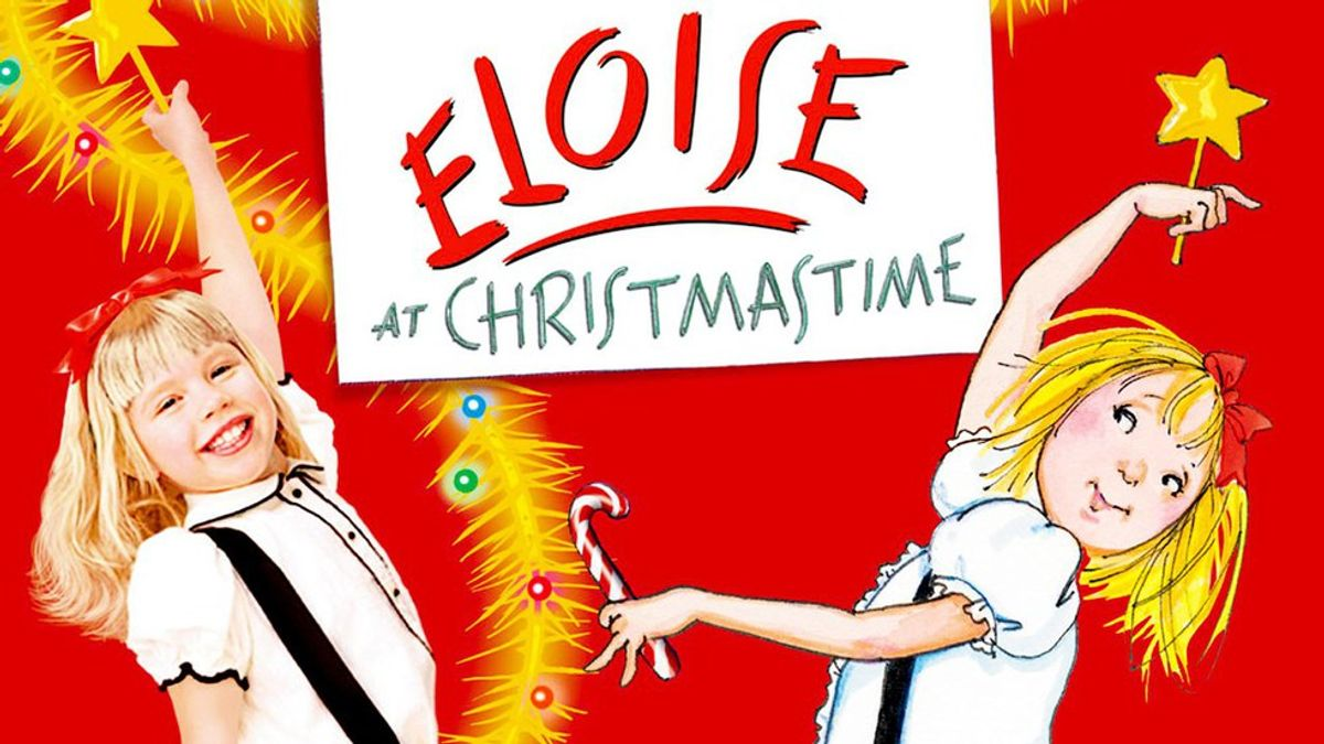 12 Signs You Are Eloise This Christmastime