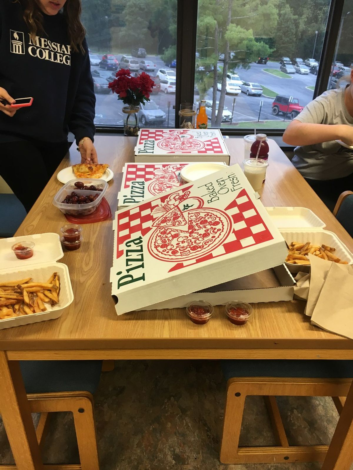 Seven Things I Should Not Have Eaten During Finals Week
