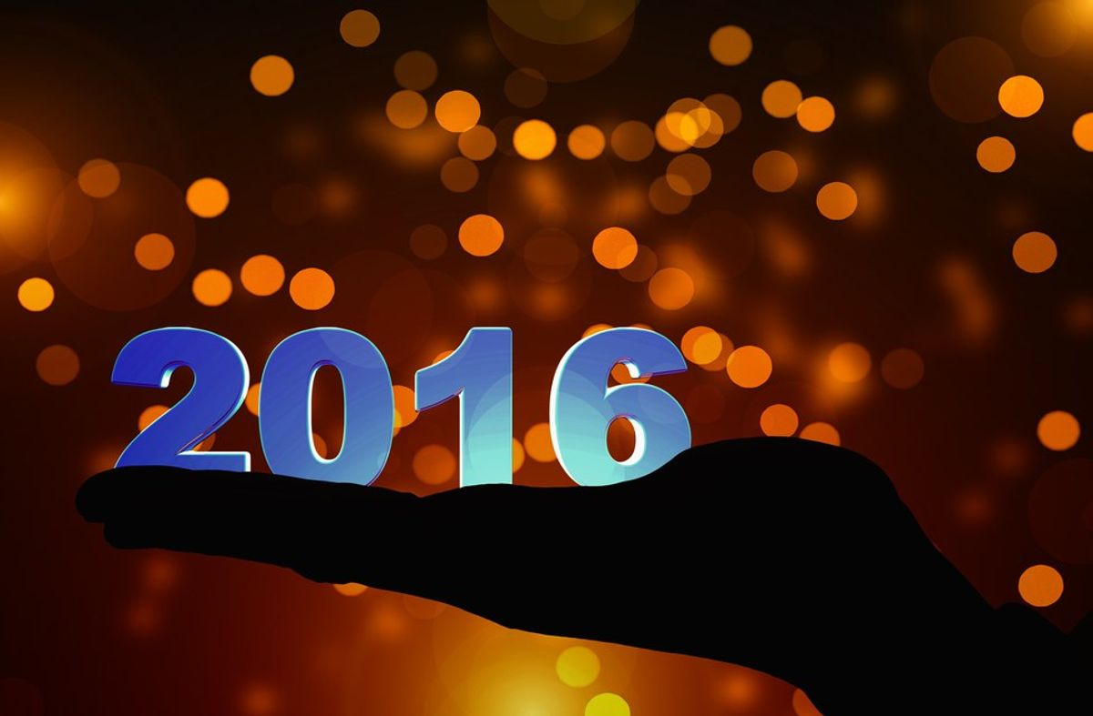 5 Great Things To Come Out From 2016