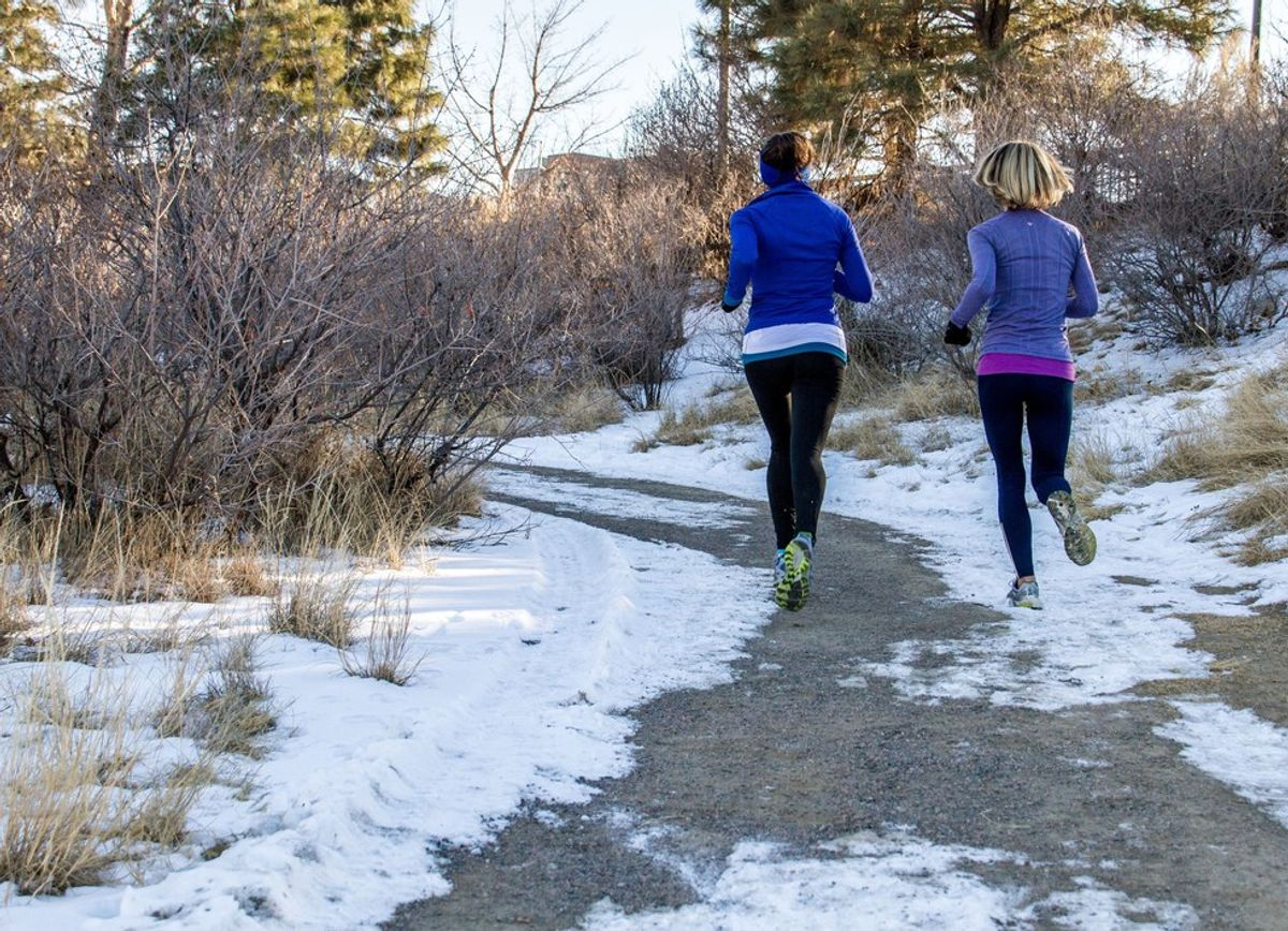Six Ways To Stay Active This Winter