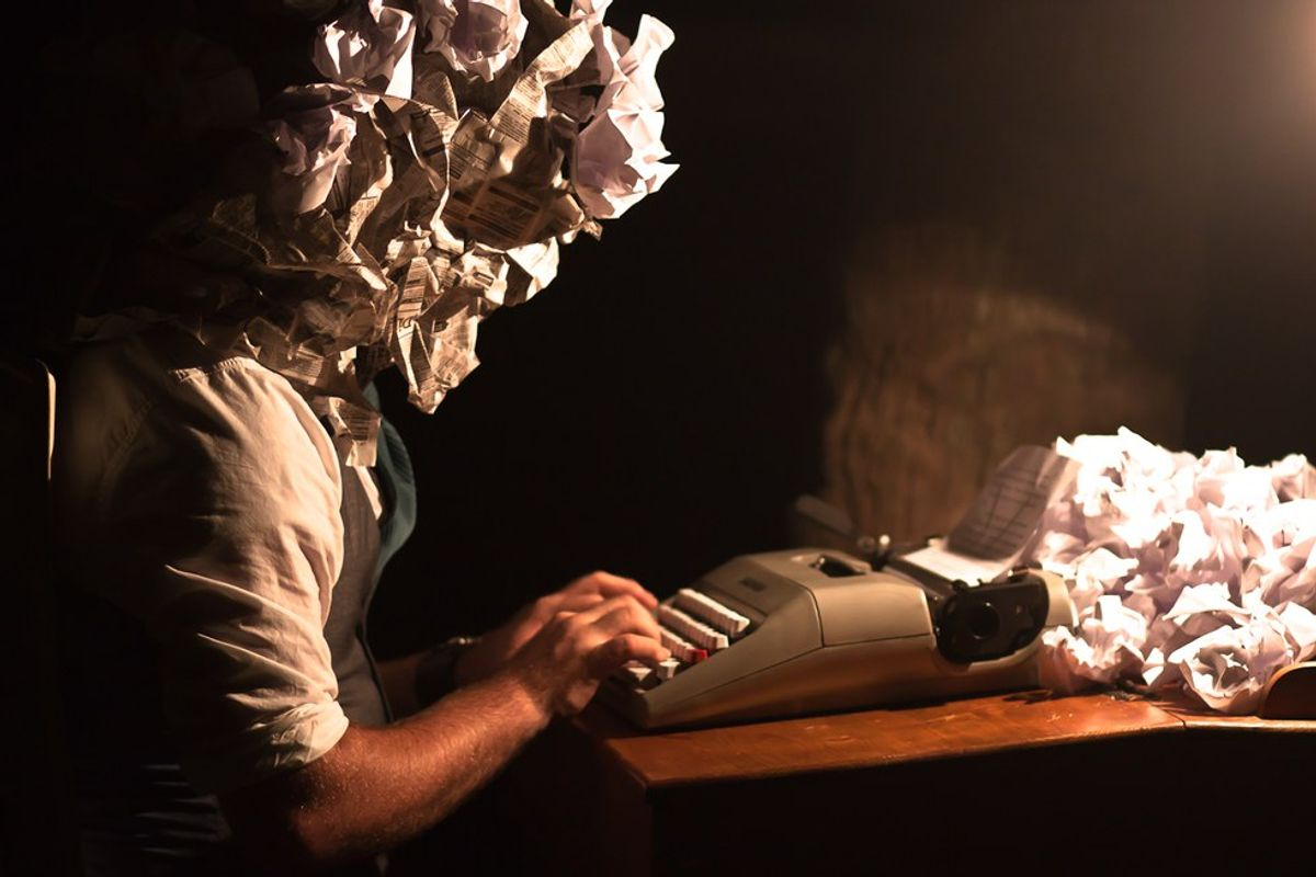What Led Me To Become A Writer (For Odyssey)