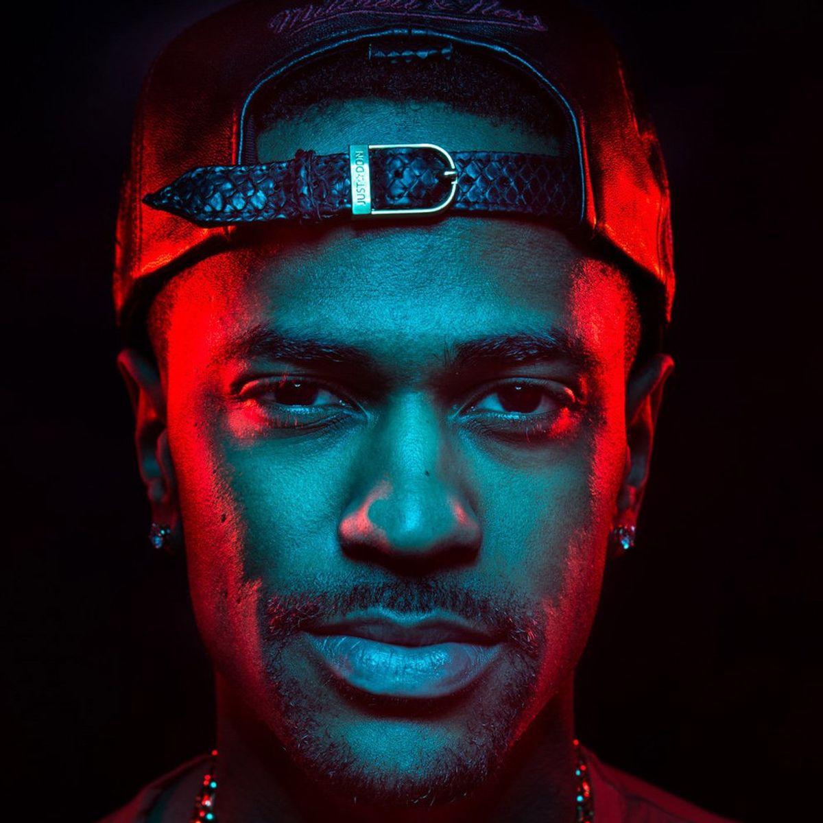 "Superstar Rapper Big Sean Continues To ""Bounce Back"""