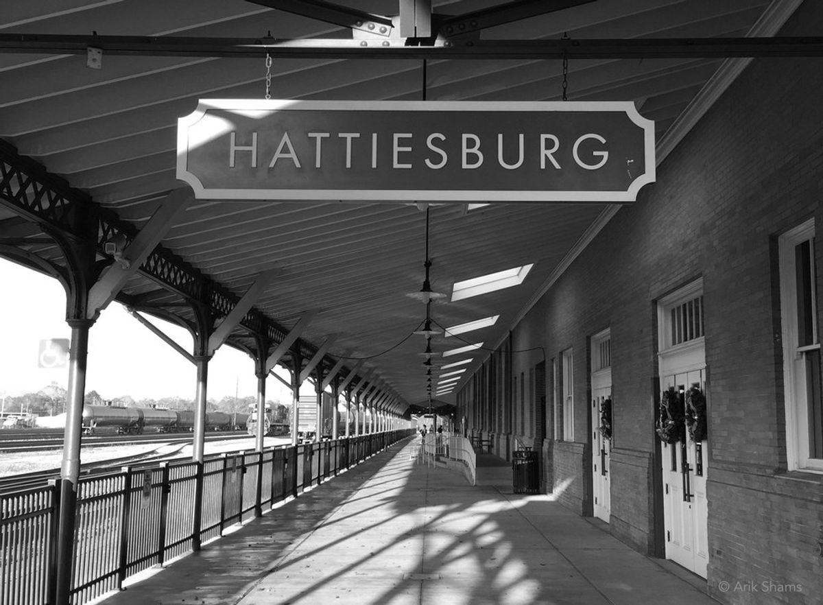 A Photographic Ode to Hattiesburg, Mississippi
