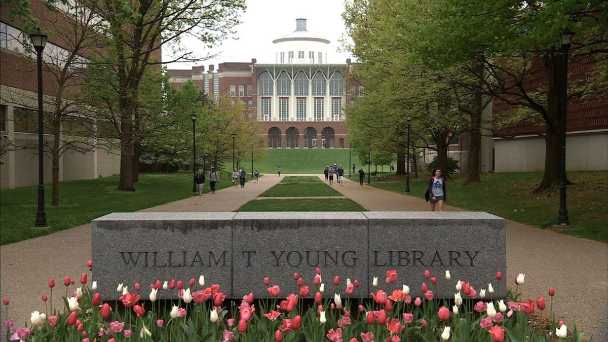 8 Places To Study On Kentucky's Campus
