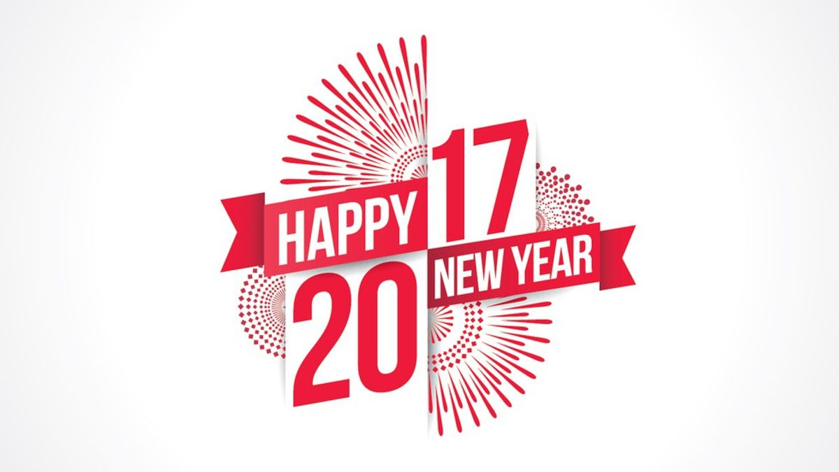 Greetings to 2017