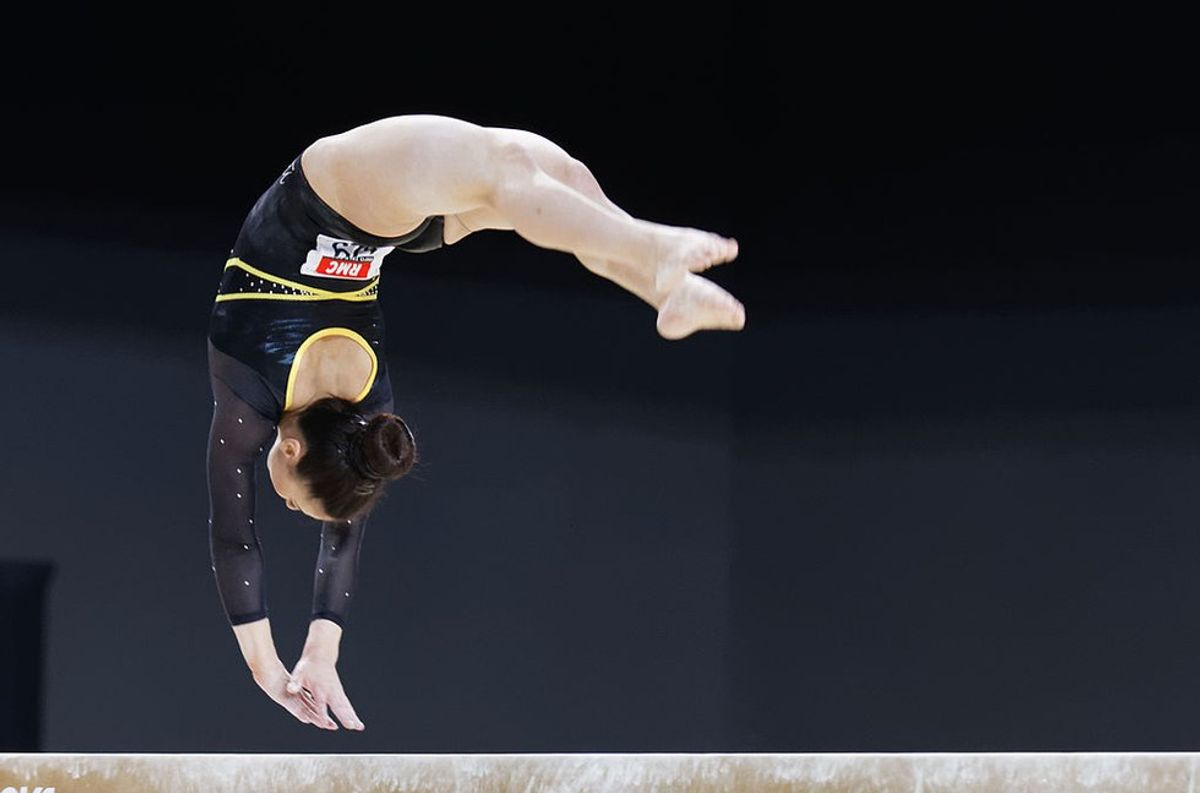 11 Lessons Gymnastics Taught These New England Athletes