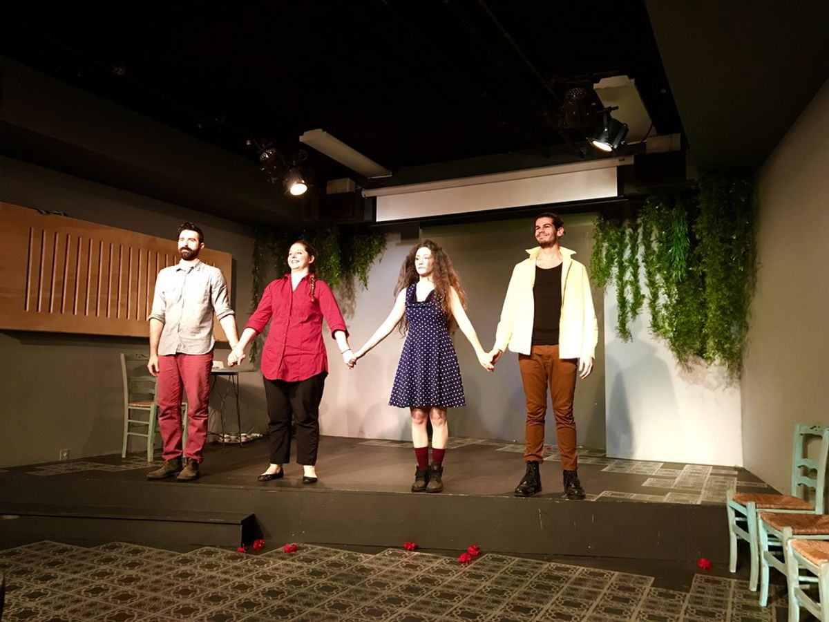 """Theatre Review: """"Sons and Daughters"""""""