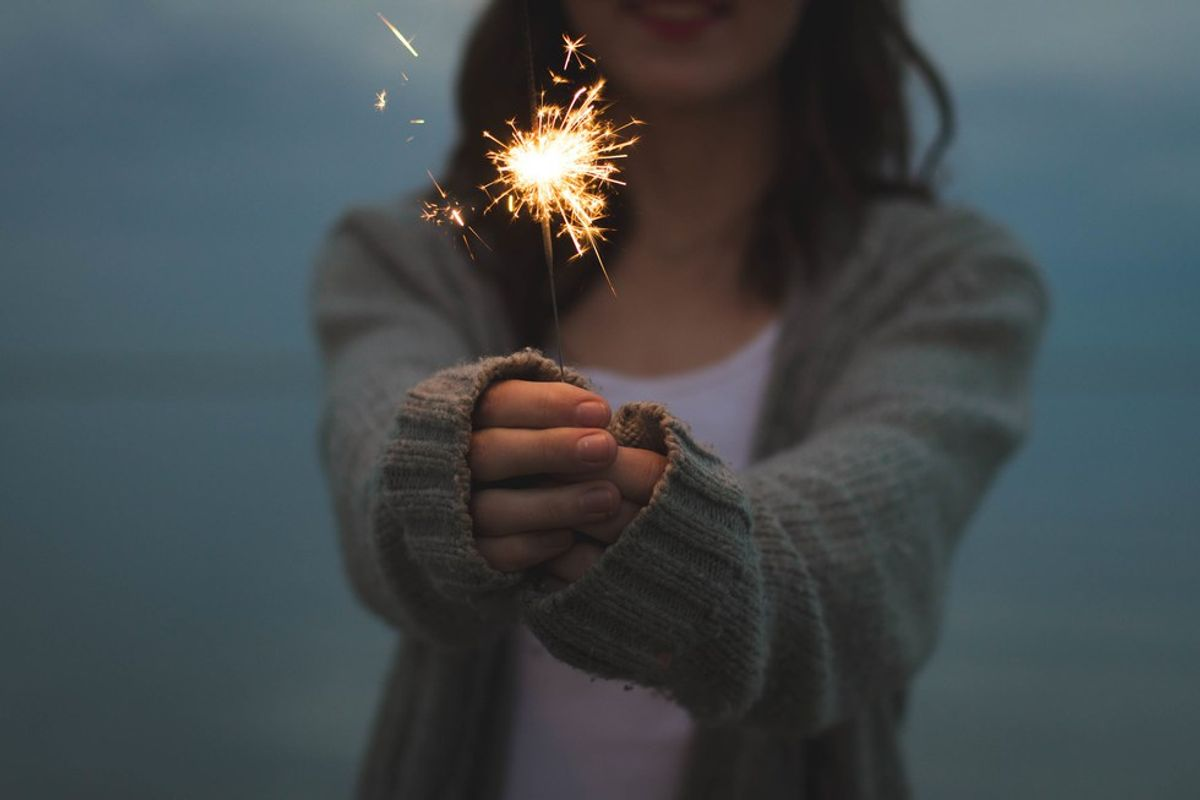 The Secret To Keeping Resolutions And Succeeding In 2017