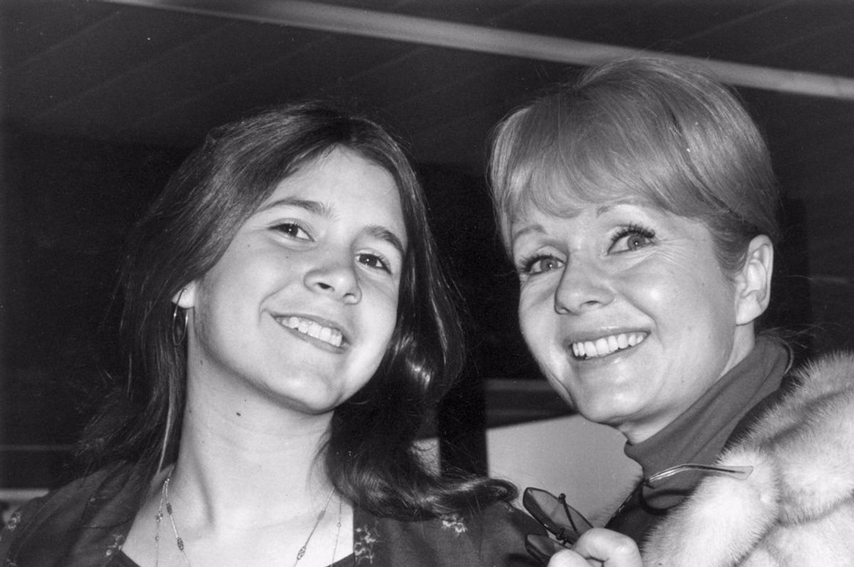 A Short Memoir to Carrie Fisher and Debbie Reynolds