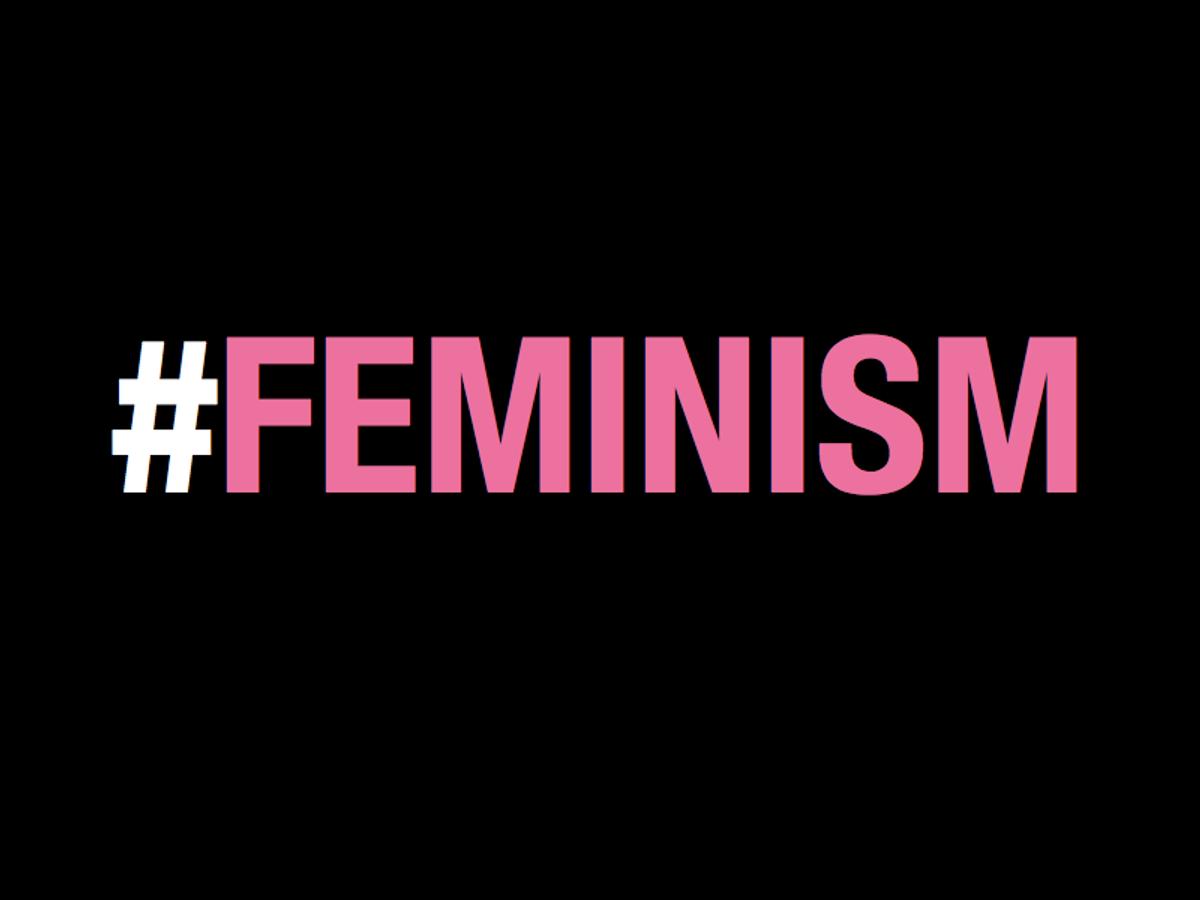 Why I'm A Feminist