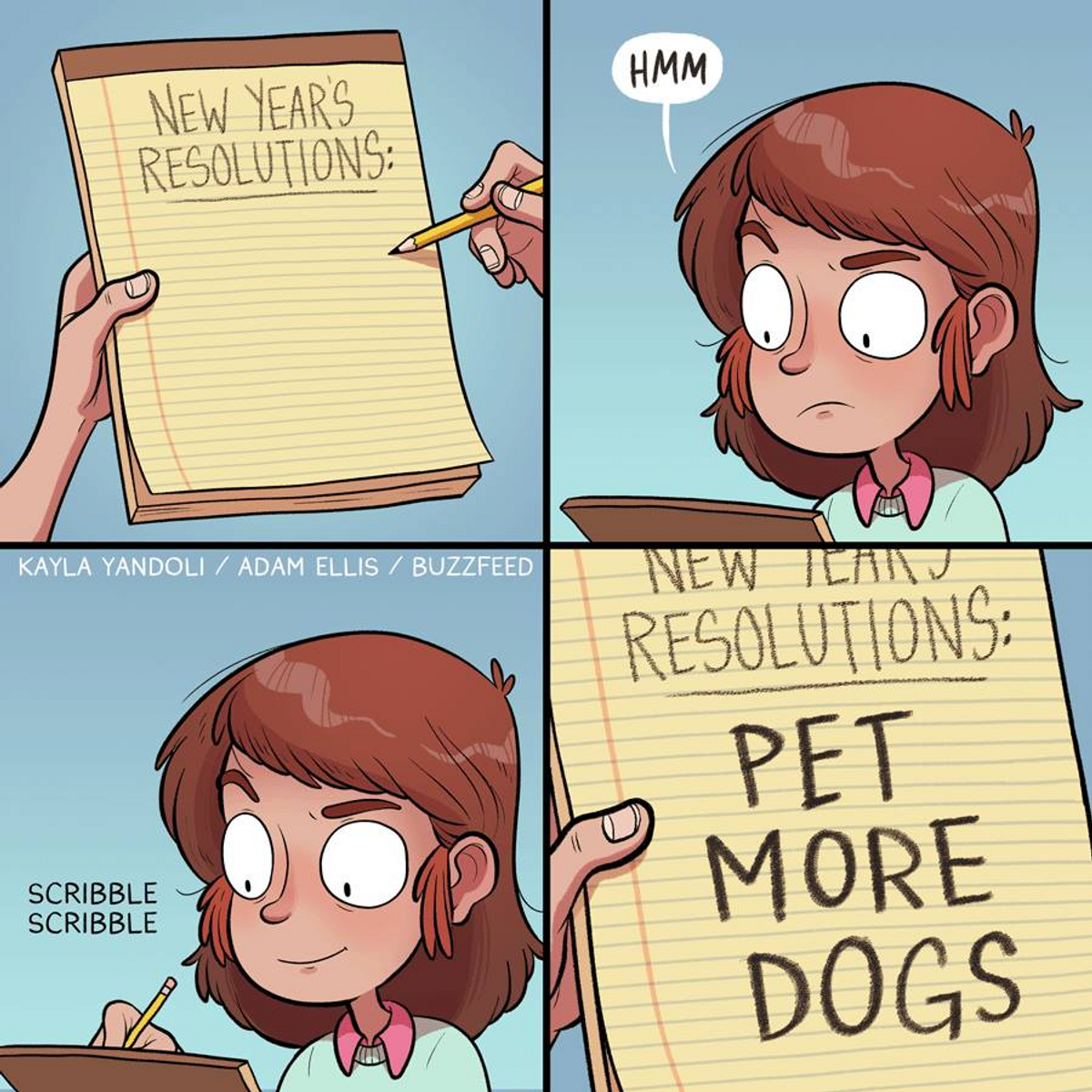 Why I Support Resolutions Not Just At New Years